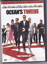 Buy Ocean's Twelve DVD 2005 - Very Good