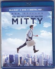 Buy Secret Life of Walter Mitty BLU-RAY & DVD 2013 - Very Good