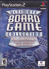 Buy Ultimate Board Game Collection - Playstation 2 Video Game - COMPLETE - Very Good