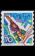 Buy SCHWEIZ SWITZERLAND [1998] MiNr 1659 ( O/used ) Sport