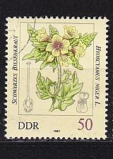 Buy GERMANY DDR [1982] MiNr 2696 ( OO/used ) Pflanzen