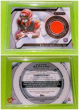Buy Nfl Giovani Bernard Bengals 2013 Topps Strata Game-worn Jersey RC /213 Mnt