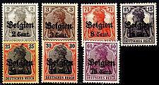 Buy GERMANY REICH Besetzung [Belgien] MiNr 0010 ex ( **/mnh ) [01]