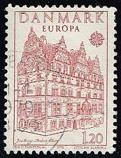 Buy Denmark #614 Jens Bangs's House in Aalborg; Used (3Stars) |DEN0614-01XBC