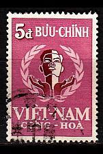 Buy VIETNAM SÜD SOUTH [1958] MiNr 0163 ( O/used )