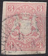 Buy GERMANY Bayern Bavaria [1867] MiNr 0015 ( O/used ) [05]