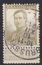 Buy BELGIEN BELGIUM [1912] MiNr 0093 ( O/used )