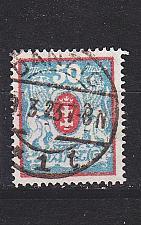 Buy GERMANY REICH Danzig [1922] MiNr 0127 Y ( OO/used )