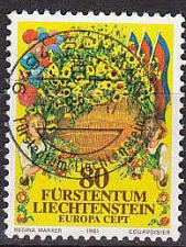 Buy LIECHTENSTEIN [1981] MiNr 0765 ( O/used ) CEPT