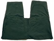 Buy NWT Talbots Women's Dress Pants Size 24W Straight Leg Solid Black Stretch
