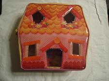 Buy Lalaloopsy Doll Carry Case Zip Up House Shape Empty No Dolls