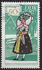 Buy GERMANY DDR [1968] MiNr 1356 ( OO/used ) Trachten