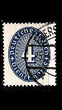 Buy GERMANY REICH Dienst [1927] MiNr 0130 ( O/used ) [01]