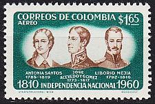 Buy KOLUMBIEN COLOMBIA [1960] MiNr 0942 ( **/mnh )
