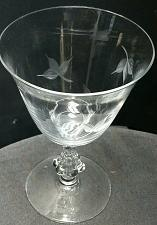 Buy BRYCE glass Autumn goblet Crystal Made in USA