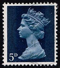 Buy Great Britain #MH8 Machin Head; Used (0.25) (3Stars) |GBRMH008-02XBC