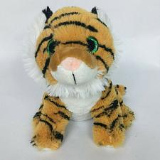 Buy Toys R Us Orange White Striped Tiger Plush Stuffed Animal 2014 7.5""