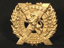 Buy Vintage London Scottish Strike Sure Military Army S Africa 1900-02 WW1?