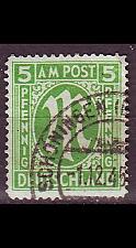 Buy GERMANY Alliiert AmBri [1945] MiNr 0012 B ( O/used )