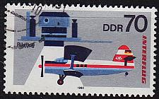 Buy GERMANY DDR [1980] MiNr 2519 ( OO/used ) Flugzeuge