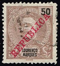 Buy Lourenco Marques #83 King Carlos; Used (3Stars) |LOU083-03XRS