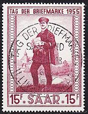 Buy GERMANY Saar [1955] MiNr 0361 ( O/used )