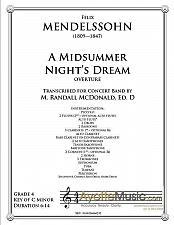 Buy Mendelssohn - Midsummer Nights Dream Overture