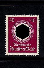 Buy GERMANY REICH Dienst [1934] MiNr 0142 ( **/mnh )