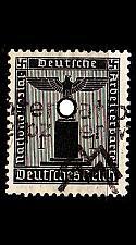 Buy GERMANY REICH Dienst [1938] MiNr 0144 ( O/used )