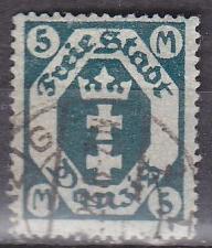 Buy GERMANY REICH Danzig [1922] MiNr 0108 ( OO/used )