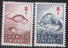 Buy FINLAND SOUMI [1961] MiNr 0536 ex ( **/mnh ) [01] Tiere