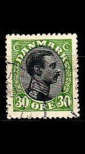 Buy DÄNEMARK DANMARK [1918] MiNr 0102 ( O/used )