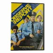 Buy Observe and Report DVD 2009 Brand New Sealed