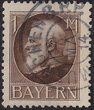 Buy GERMANY Bayern Bavaria [1914] MiNr 0104 I b ( O/used ) [01]