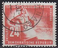Buy GERMANY DDR [1950] MiNr 0274 ( OO/used )