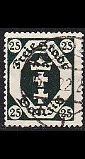 Buy GERMANY REICH Danzig [1921] MiNr 0077 ( OO/used )