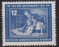 Buy GERMANY DDR [1951] MiNr 0295 ( **/mnh )