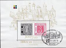 Buy GERMANY BUND [1999] MiNr 2041 Block 46 ( Sonder-O/used ) [01] Post