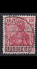 Buy GERMANY Saar [1920] MiNr 0033 III ( O/used )