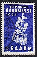 Buy GERMANY Saar [1953] MiNr 0341 ( O/used )