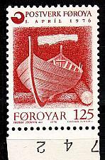 Buy DÄNEMARK DANMARK [Färöer] MiNr 0021 ( **/mnh ) Schiffe
