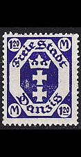 Buy GERMANY REICH Danzig [1921] MiNr 0084 ( **/mnh )