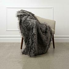 Buy Faux Fur Throw Blanket Lounge Couch Sofa Bed Accent Decor Wild Mannered