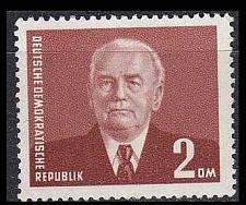 Buy GERMANY DDR [1953] MiNr 0343 ( **/mnh )