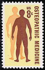 Buy US #1469 Osteopathic Medicine; MNH (0.25) (2Stars) |USA1469-04