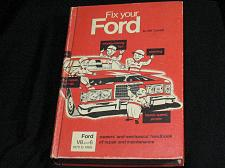 Buy Fix Your Ford 1968 To 1978 V8 And V6 by Bill Toboldt 1978 Hardcover