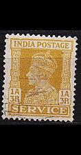 Buy INDIEN INDIA [Dienst] MiNr 0107 ( O/used )