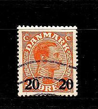 Buy DÄNEMARK DANMARK [1926] MiNr 0151 ( O/used )