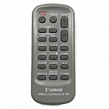 Buy Genuine Canon Camcorder Remote Control WL-D85 Tested Working