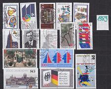 Buy GERMANY BUND [1989] Jahr ex ( O/used ) [01] gut, sauber
